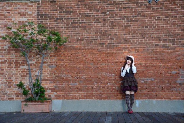 Twitterでカメラマンを募集して神戸で撮影してきました☆3