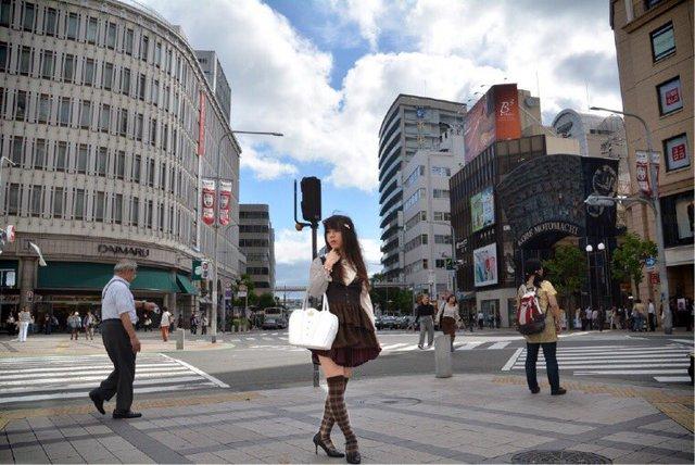 Twitterでカメラマンを募集して神戸で撮影してきました☆4