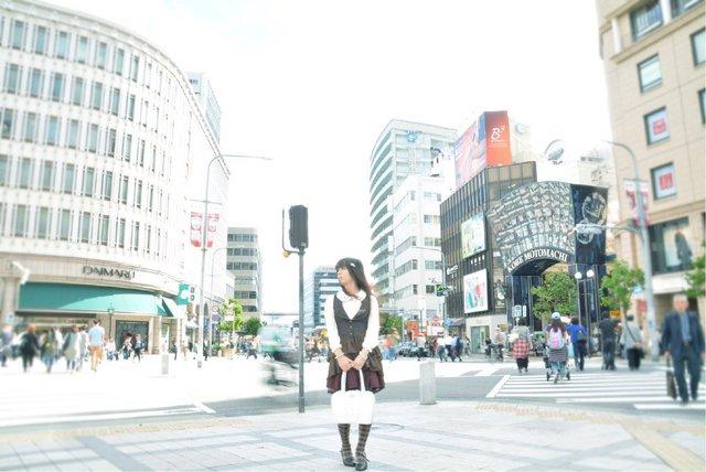 Twitterでカメラマンを募集して神戸で撮影してきました☆5